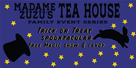 Magic Show (free) +  Spooktacular Trick or Treating!  HALLOWEEN! tickets