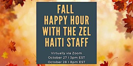 Happy Hour with Zel Haiti tickets
