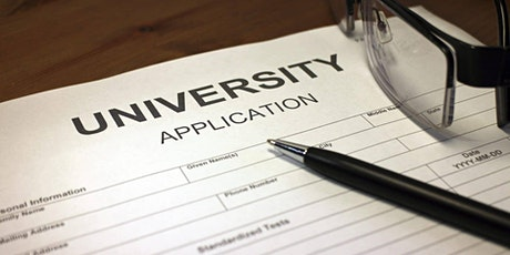 """UNIVERSITY APPLICATION  -  OPEN HOUSE  """"HOW TO APPLY 101"""" tickets"""