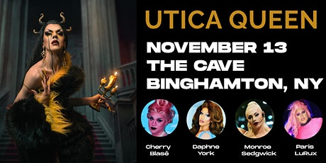 Utica Queen  Live at the Cave! tickets
