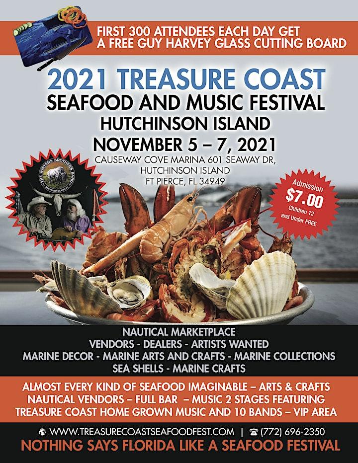 The Groove Soul Band Treasure Coast Seafood and Music Festival image