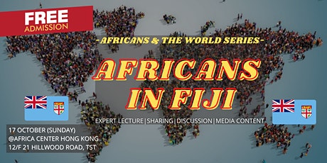 Africans & the World   Africans in Fiji tickets