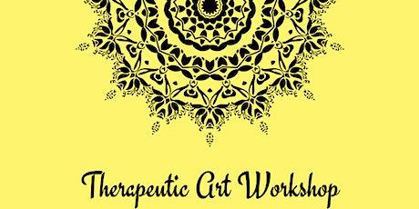 Therapeutic Art Workshop : Meditating with Mandalas tickets