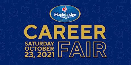 Maple Lodge Farms Career Fair tickets