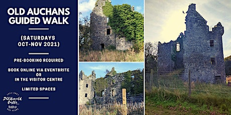 Old Auchans Guided Walk tickets