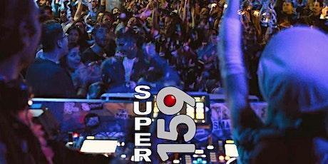 Super159 • Opening Party biglietti