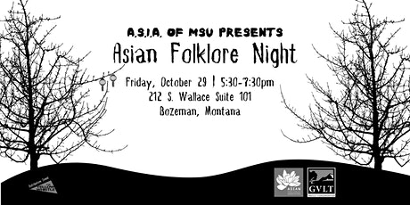 Asian Folklore Night tickets