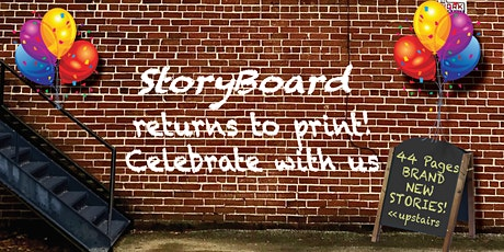StoryBoard Pre-Launch Re-Launch Party tickets