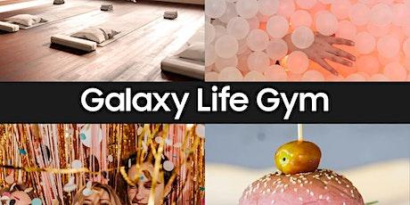 Samsung presents the Galaxy Life Gym tickets