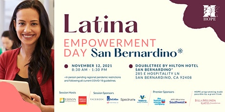 2021 Latina Empowerment Day - San Bernardino tickets