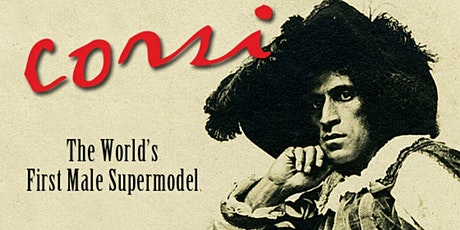 Corsi: The World's First Male Supermodel with Jake Gorst tickets