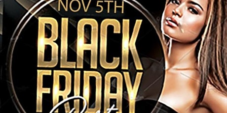 Ladies Black Friday Dance Party tickets