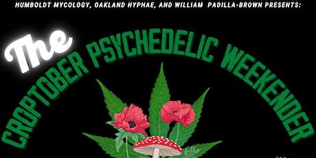 The Croptober Psychedelic  Weekender tickets