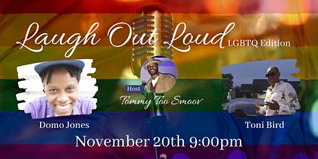 Laugh Out Loud: LGBTQ Edition tickets