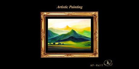 Sip and Paint: The Mountain Range (Friday) tickets