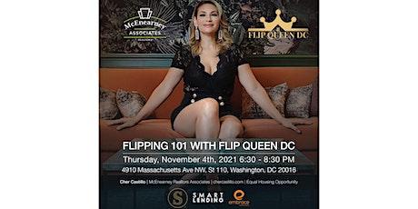 Flipping 101 with Flip Queen DC tickets