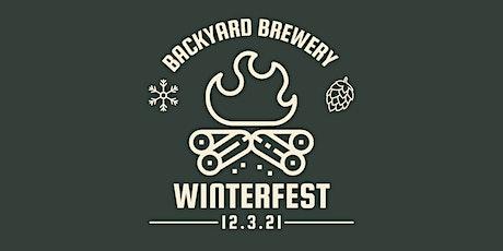 Winterfest 2021 tickets