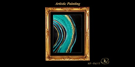 Sip and Paint: Flowing Art (Friday) tickets