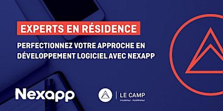 Perfectionnez  votre approche en développement logiciel avec Nexapp billets