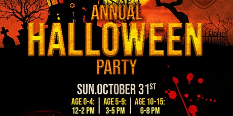 Brooklyn United Presents Our Annual Halloween Party tickets