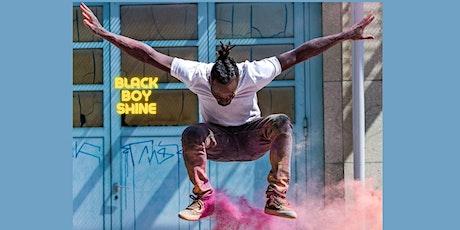 Black Boy Shine  -Free Portaits tickets