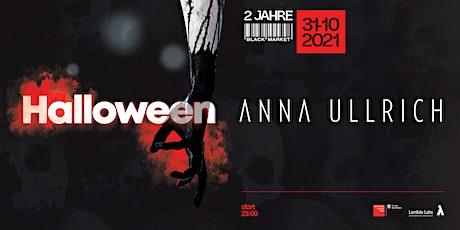 HALLOWEEN w/ ANNA ULLRICH Tickets