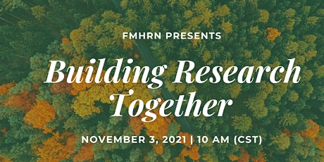 Building Research Together tickets