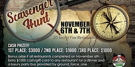 2021 BayAreaFoodz Scavenger Hunt tickets