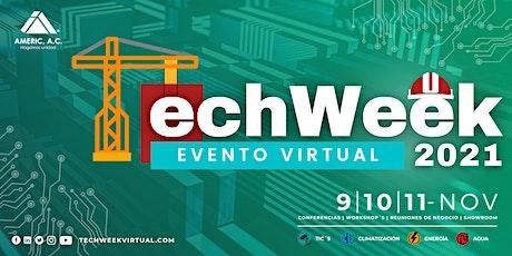 TechWeek 2021 entradas