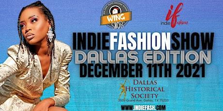 Indie Fashion Show Dallas tickets