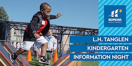 L.H. Tanglen Elementary Virtual Kindergarten Information Night tickets