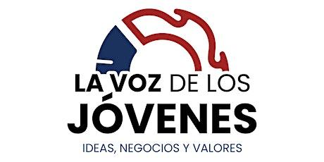 Congreso La Voz De Los Jóvenes  boletos