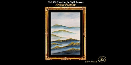 Big Painting Workshop : Gold Dust Mountain (Sunday) tickets