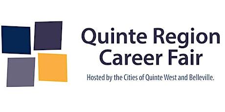 Quinte Region Career Fair- Employer Registration tickets