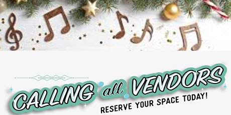 Vendors Needed for Be A  Blessing Challenge Christmas Community Celebration tickets