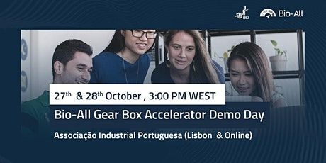 Bio-All Gear Box Accelerator Final Event tickets