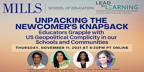Panel: Educators Grapple with US Geopolitical Complicity in our Schools tickets