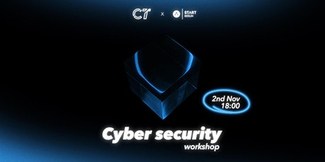 KickSTART Cyber Security tickets