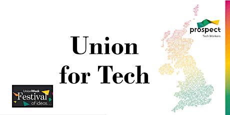 Festival of Ideas - Unions in Tech tickets