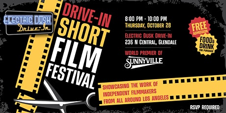 Drive-In Short Film Festival tickets