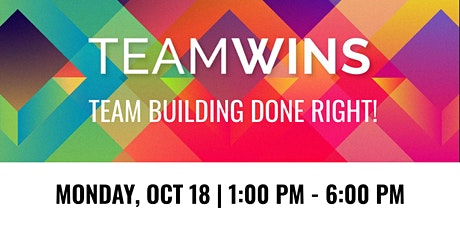 Team Building the RIGHT Way tickets