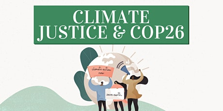 Workshop: Climate Justice and COP26 tickets