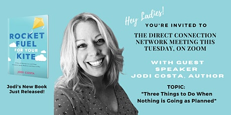 The Direct Connection Network Meeting with Jodi Costa, Author tickets