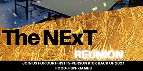 The NExT Reunion: October General Body Meeting tickets