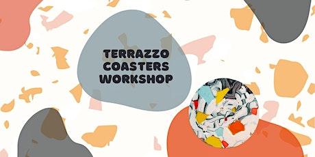 Terrazzo Coasters Workshop with Polymorphics tickets