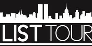 """The LIST Tour LA  """"The Year of Positioning!"""""""