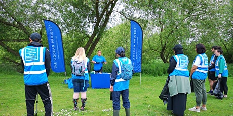 The UOcean Project Leicester River Soar  Clean Up @ WATERMEAD PARK tickets