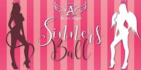 Be an Angel Sinners Ball! tickets