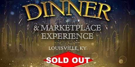 SOLD OUT: LOUISVILLE, KY: A Wizard's Christmas Dinner & Marketplace MONDAY tickets