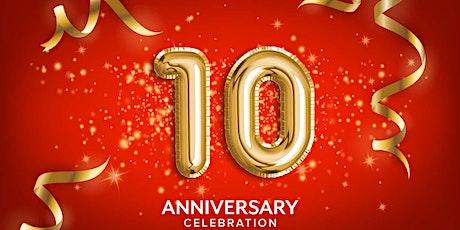 Etcetera's 10 Years Anniversary Celebration! tickets